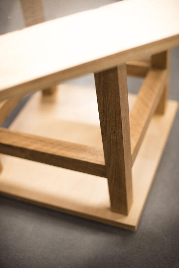 Uthman  coffee table